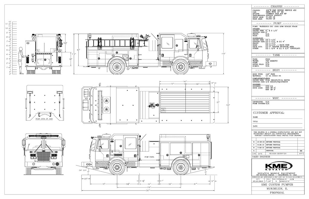 fire engine specs motorcycle schematic fire truck engine size truck image about wiring diagram