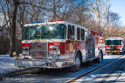 Spartan fire engine photo