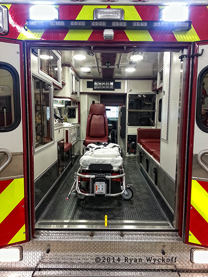 Image Gallery new ambulances inside