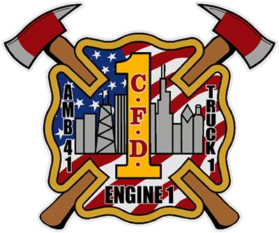 Chicago FD company logo