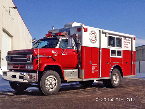 new life for old fire truck