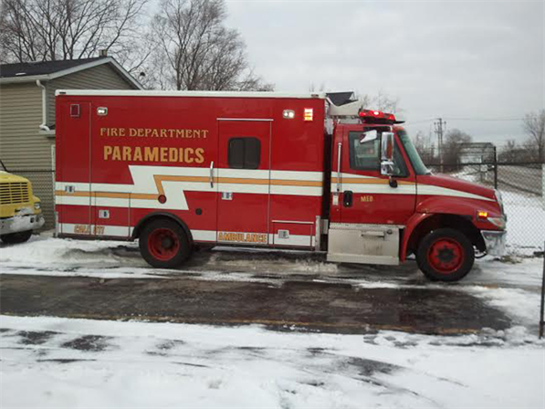 old Milwaukee ambulance for sale
