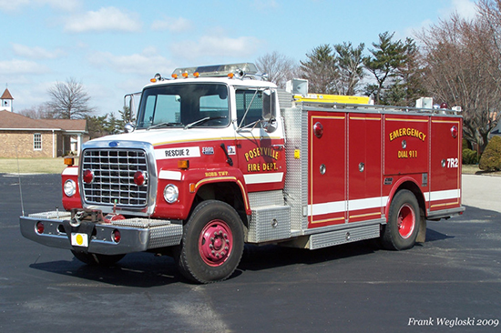Saulsbury medium-duty rescue squad