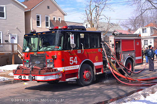 Chicago FD Engine 54 Spartan
