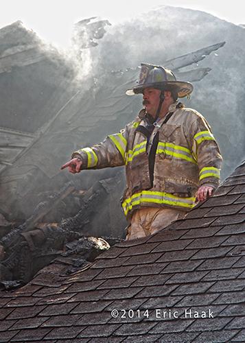 fire chief Gordon . Nord Jr