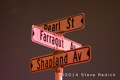 Chicago street signs