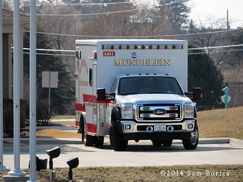 fire department ambulance