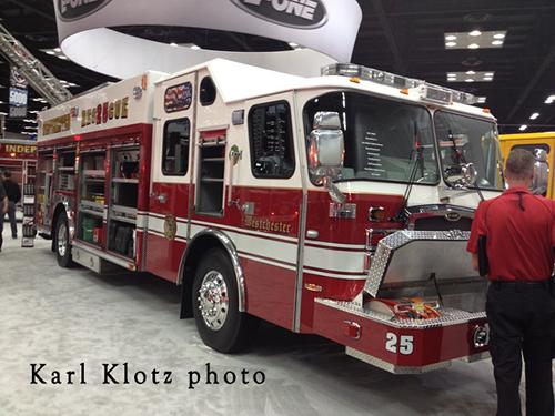 fire department heavy rescue unit