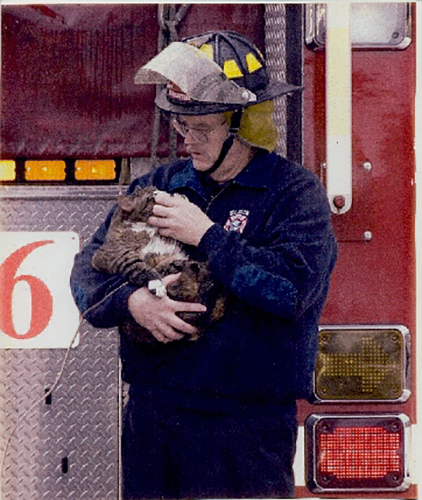 Reflections of 34 years as a firefighter.