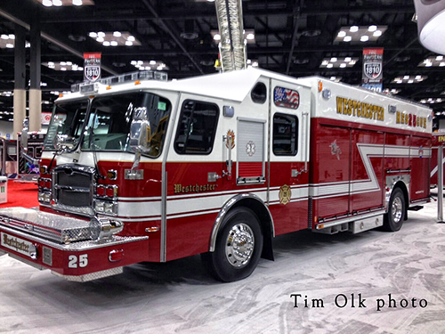 fire department heavy rescue unit