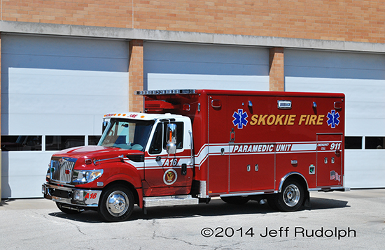 Horton ambulance photo