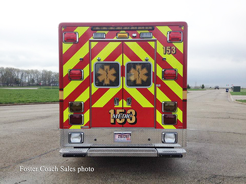 Horton ambulance photo