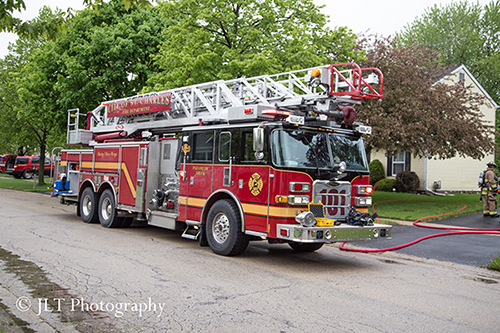 St. Charles FD fire truck