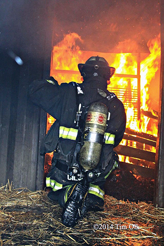 fire department training instructor stokes fire