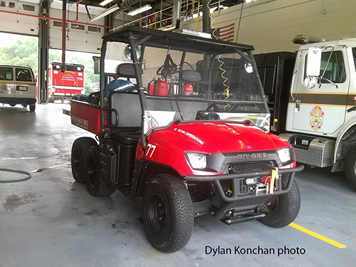 fire department ATV