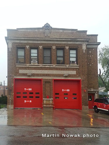 Chicago firehouse