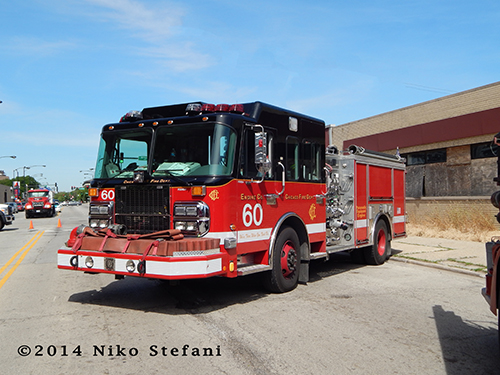 Chicago FD Engine 60 Spartan
