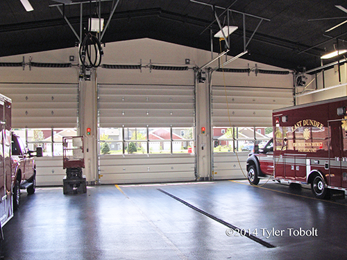 inside of fire station