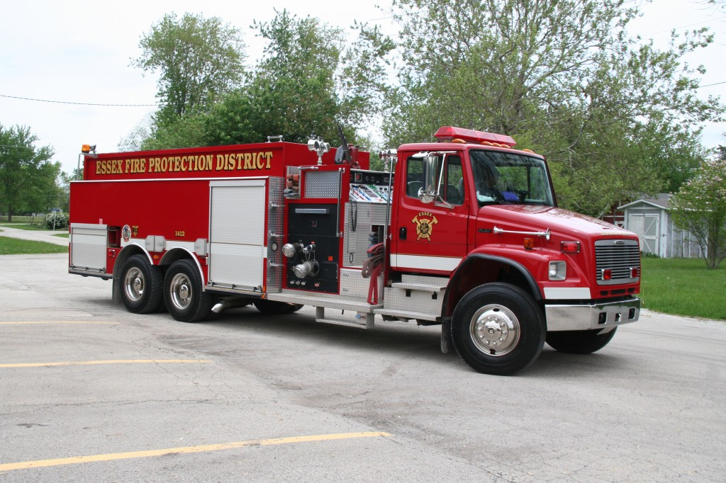rural FD pumper/tanker