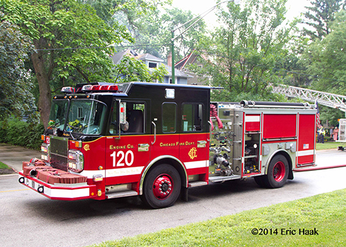 Chicago FD Engine 120