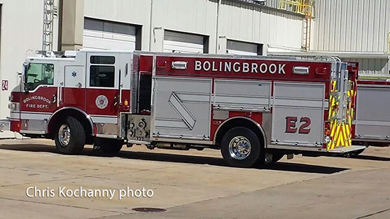 Bolingbrook FD Engine 2