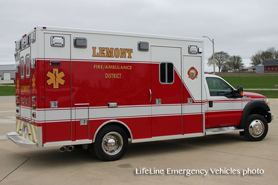 fire department ambulance