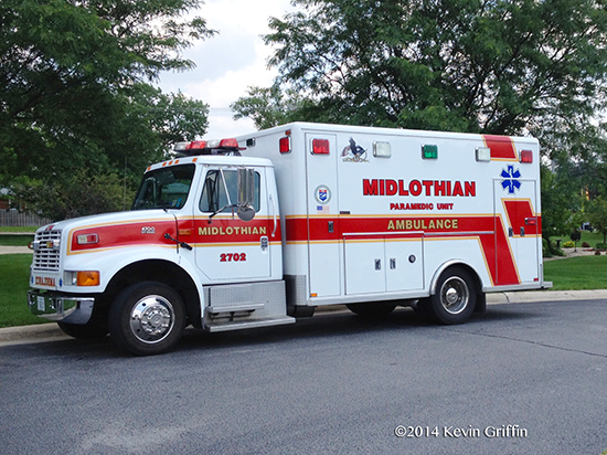 used ambulance finds new home
