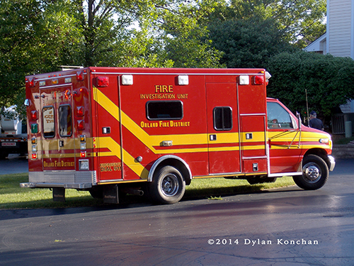 fire investigation unit