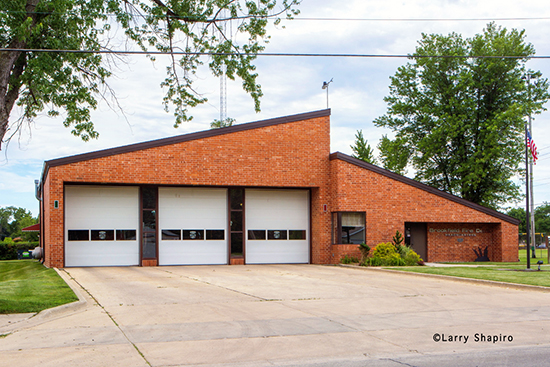 Brookfield Fire Department headquarters