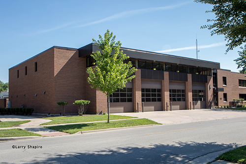 Forest View fire station