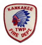 Kankakee Township FPD patch