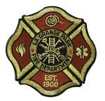 LaGrange Park Fire Department patch