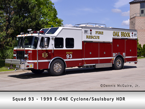 Oak Brook FD apparatus