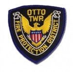 Otto Township FPD patch