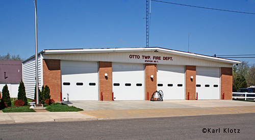Otto Township FPD Station 1