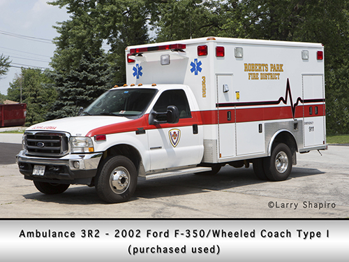 Type I ambulance photo