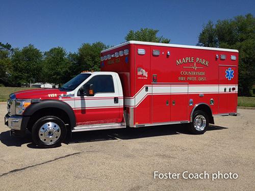 Horton Type I ambulance