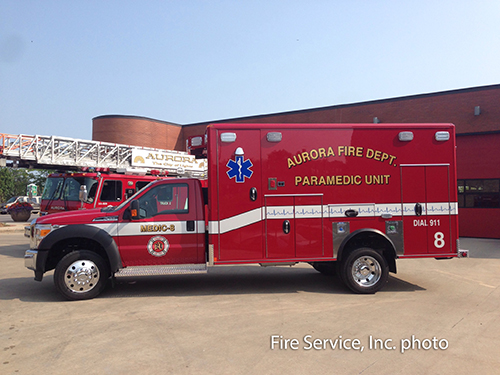 Aurora ambulance photo