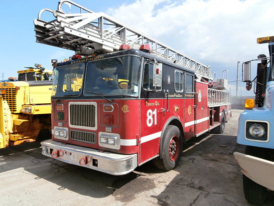 Used Fire Trucks For Sale >> Used Chicago Fire Truck For Sale Chicagoareafire Com