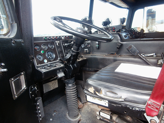 used Seagrave Chicago FD aerial truck for sale