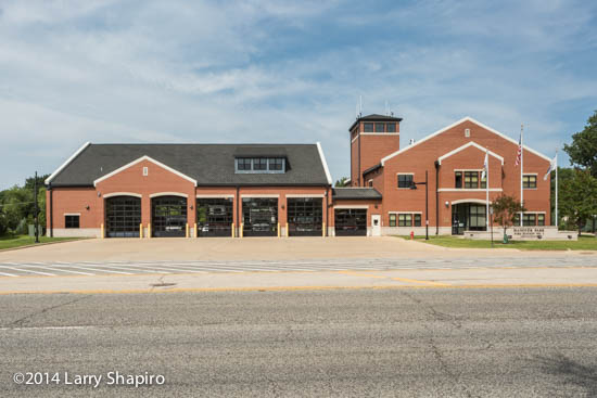 Hanover Park Fire Station