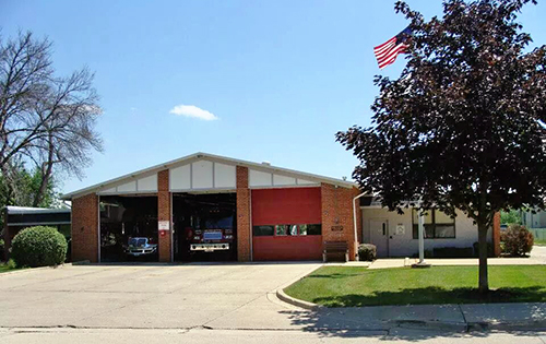 Hoffman Estates Fire Station 21