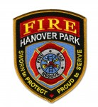 Hanover Park Fire Department patch
