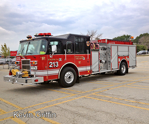TInley Park Engine 213