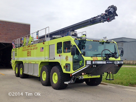 Oshkosh Striker 4500