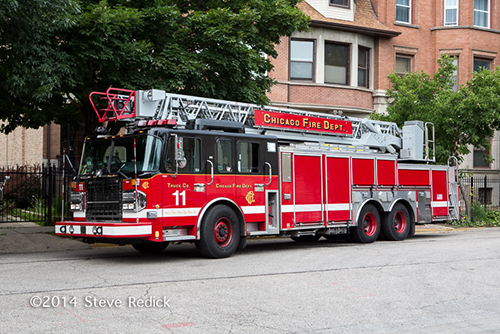 Chicago FD Truck 11