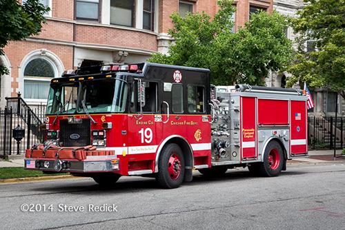 Chicago FD Engine 19