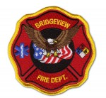 Bridgeview Fire Department patch
