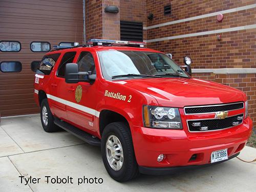 fire department battalion chief