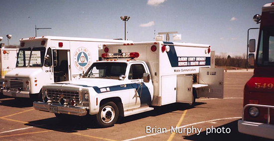 McHenry County ESDA unit